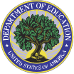 Department of Education logo image