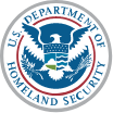 Department of Homeland Security logo image